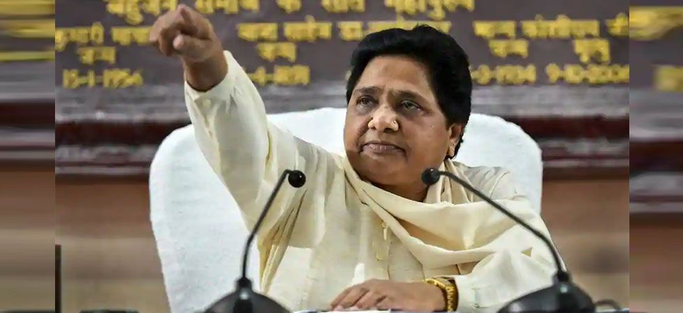 It was widely reported that the BSP chief would meet Congress' Sonia Gandhi in Delhi ahead of the election results on May 23.