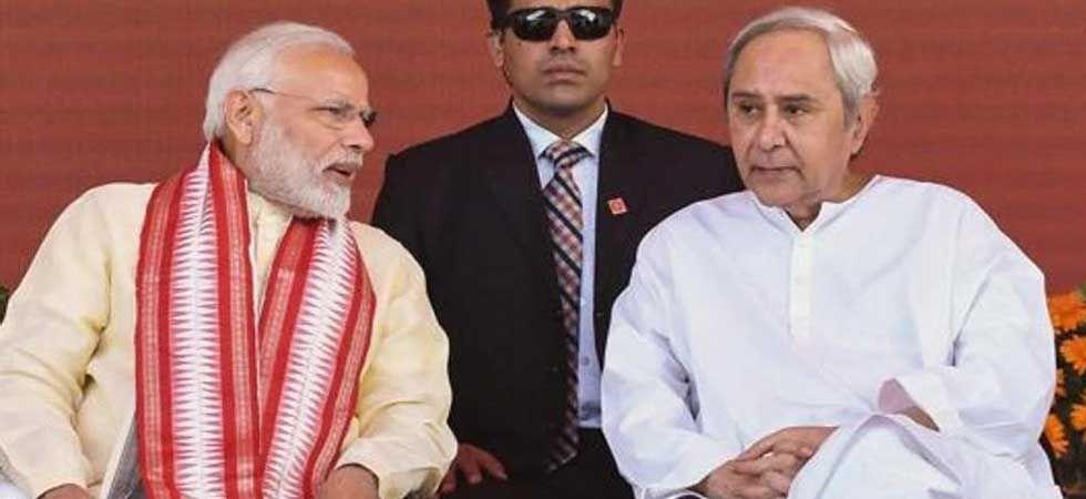 PM Narendra Modi and Odisha CM Naveen Patnaik