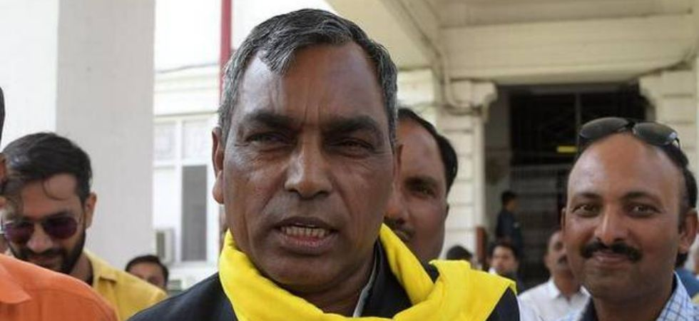 During the poll talks, Rajbhar had insisted to use his party symbol even if the SBSP got just one seat to contest. (File Photo)