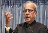 Amid criticism by Opposition, Pranab Mukherjee hails Election Commission