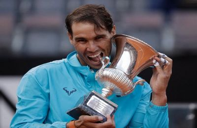 Rafael Nadal defeats Novak Djokovic in Rome Masters final, gears up for French Open in style