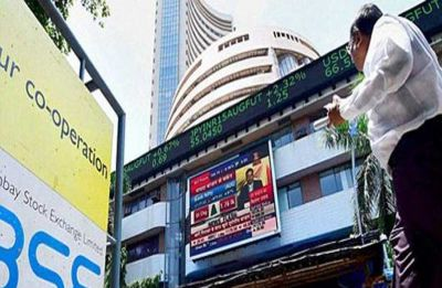 Sensex surges 950 points as exit polls predict NDA's return to power