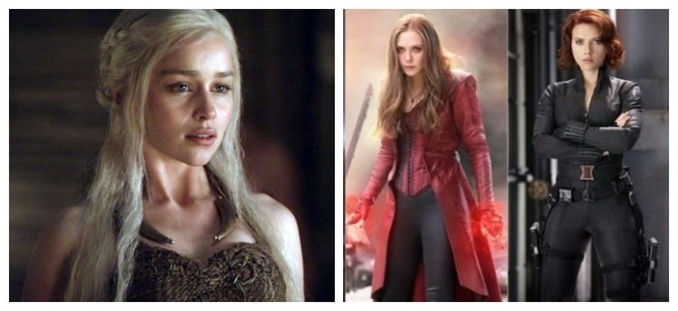 Endgame actress who auditioned for Daenerys' role (Photo: Instagram)