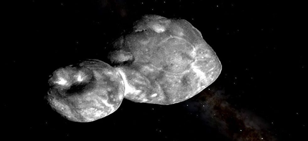 Ultima Thule is the farthest world ever explored by mankind