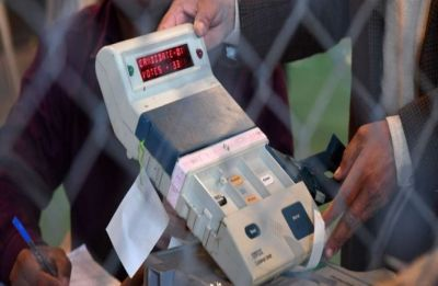 22 Oppn parties approach EC, demand tallying of VVPAT slips with EVM figures before vote counting