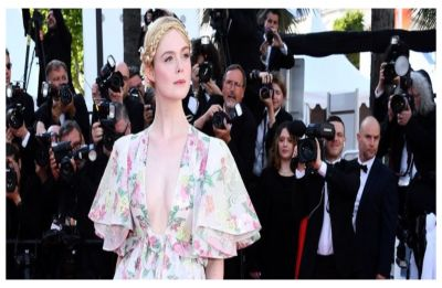 Elle Fanning faints at Cannes dinner party, reason is one we never saw coming