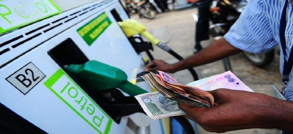 A litre of diesel in the national capital has now gone up to Rs 66.20 per litre while the rate in Mumbai has increased to Rs 69.36. (File photo)