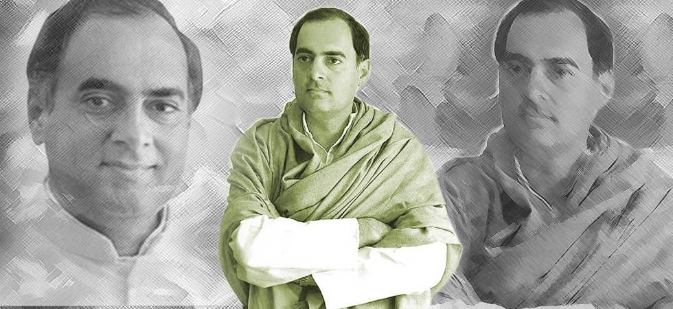 Today is the 28th death anniversary of India's 6th prime minister Rajiv Gandhi. (File photo)