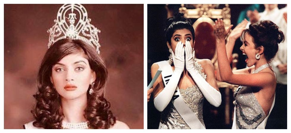 Sushmita Sen's historic Miss Universe win (Photo: Instagram)