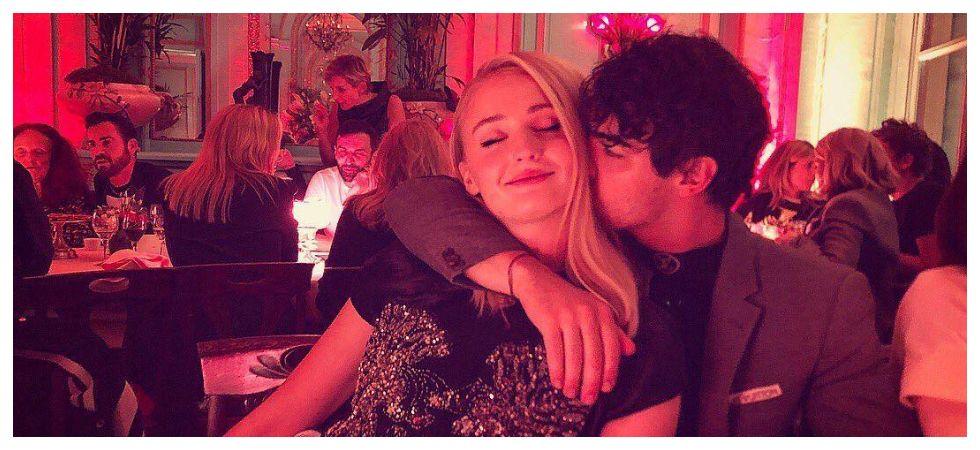 Sophie Turner and Joe Jonas (Photo: Instagram)
