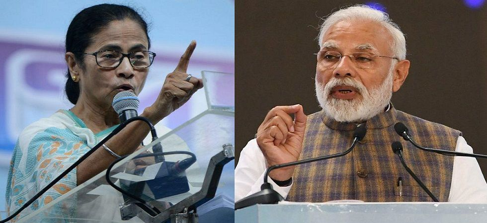 West Bengal Chief Minister Mamata Banerjee and Prime Minister Narendra Modi (File Photo)