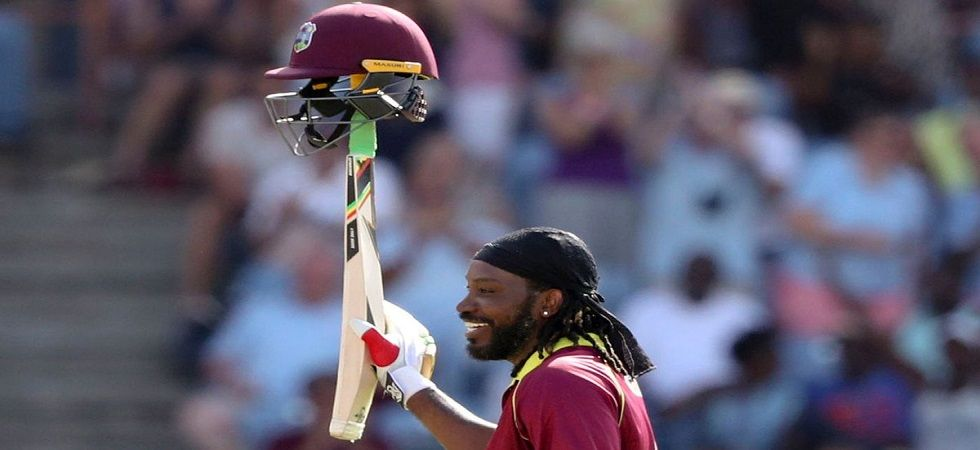 Chris Gayle will retire from International cricket post World Cup 2019 (Image Credit: Twitter)