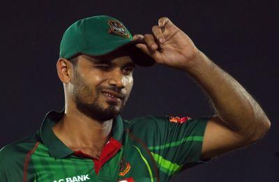 Bangladesh skipper Mashrafe Mortaza urges caution on World Cup hopes