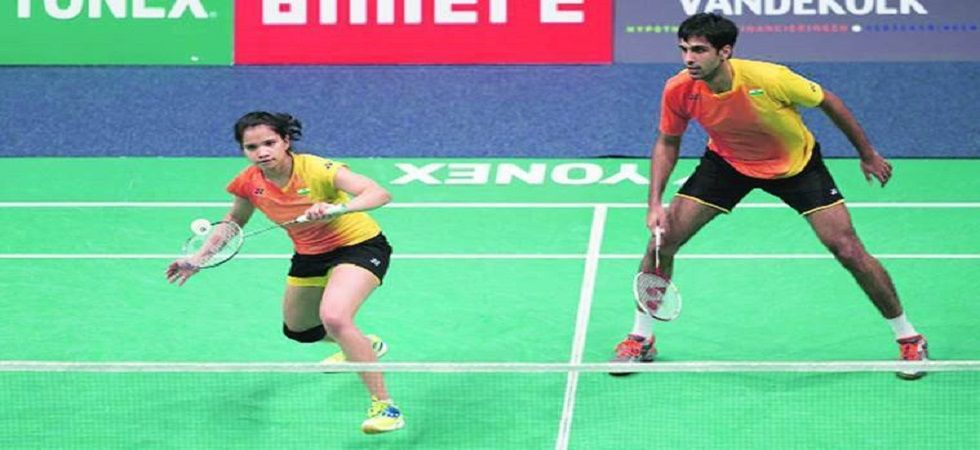 India bow out of Sudirman Cup after 0-5 loss to China (Image Credit: Twitter)