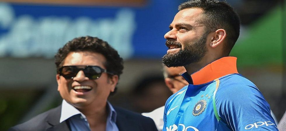 Virat Kohli will lead Indian team for the first time in ICC World Cup (Image Credit: Twitter)