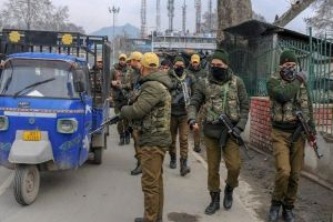 2 terrorists killed in encounter with security forces in Jammu and Kashmir's Kulgam