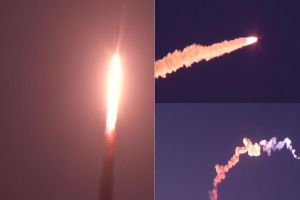ISRO's PSLV-C46 rocket successfully launches earth observation satellite RISAT-2B