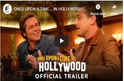 Watch: Leonardo DiCaprio-Brad Pitt starrer Quentin Tarantino's movie 'Once Upon A Time in Hollywood' trailer out now!