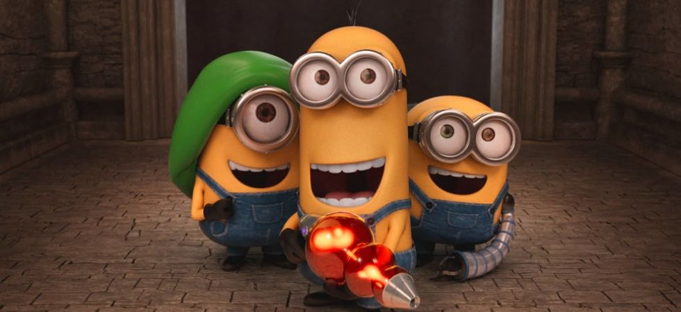 Minion sequel is now called Minions: The Rise of Gru.