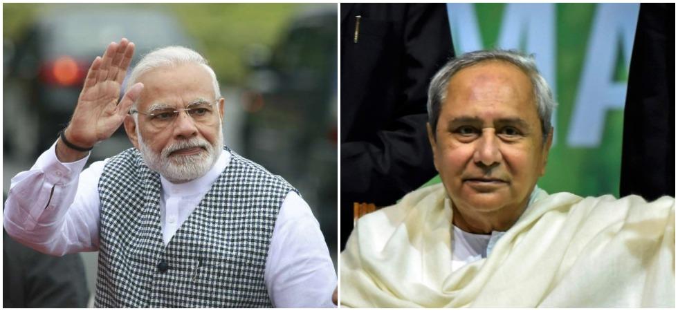 PM Narendra Modi and Chief Minister Naveen Patnaik