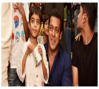 Did Salman Khan just give a 'heads-up' sign to reports of having a child through surrogacy?
