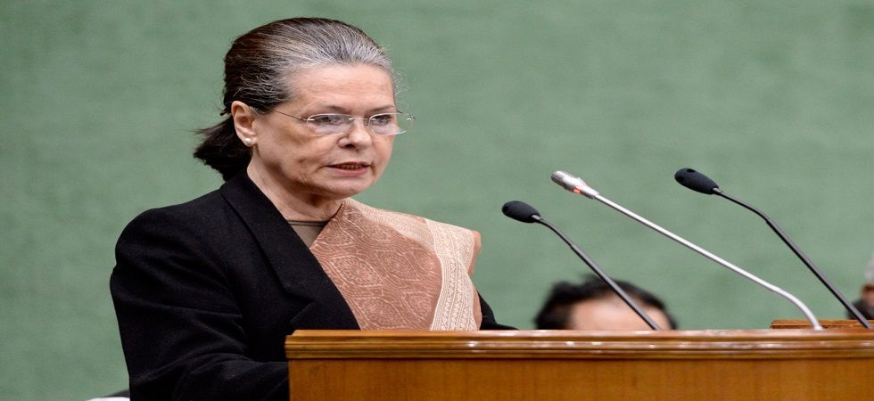 The meeting will also discuss the strategy to be adopted in the May 23 meeting of the UPA and allied parties. (File photo)