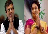 LS Poll Results: Rahul suffers 'Amethi shocker' as Smriti leads in Congress bastion by over 14,000 votes