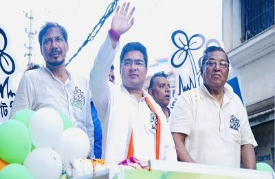 West Bengal Lok Sabha Poll Results: Mamata Banerjee's nephew Abhishek Banerjee trailing from Diamond Harbour