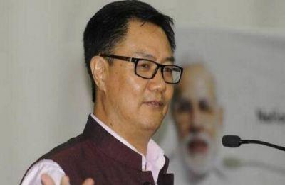 Arunachal Pradesh Lok Sabha Results 2019: Kiren Rijiju, Tapir Gao leading as per latest trends