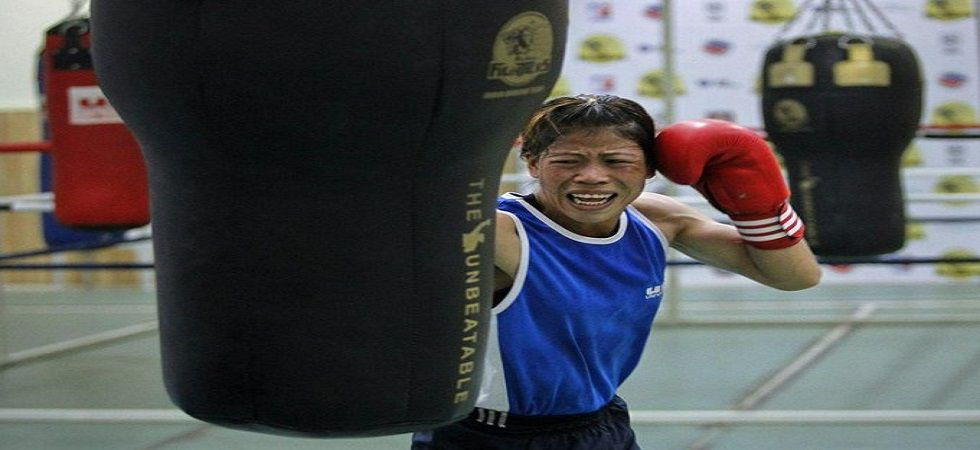 Mary Kom entered the final of the India Open Boxing tournament where she will face Vanlal Duati of Mizoram in the gold-medal bout. (Image credit: Twitter)