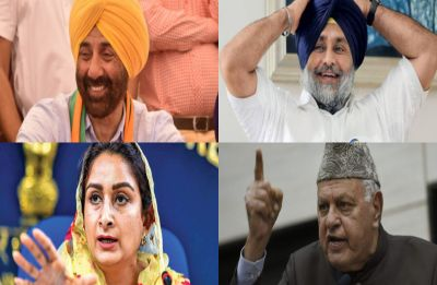 Lok Sabha Election 2019 Results: List of key winners from Punjab, Haryana, Jammu and Kashmir