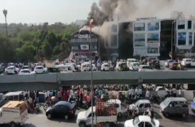 PM Modi 'anguished' over Surat fire tragedy, asks Gujarat govt to provide all assistance