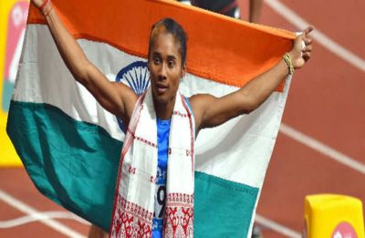 Athlete Hima Das secures first division in Assam HSSLC examination