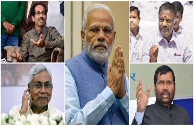 Lok Sabha Elections LIVE: NDA leaders meet today to re-elect Narendra Modi as PM