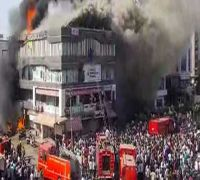 Surat Fire: Death count reaches 21, coaching centre illegally constructed, FIR filed against 3