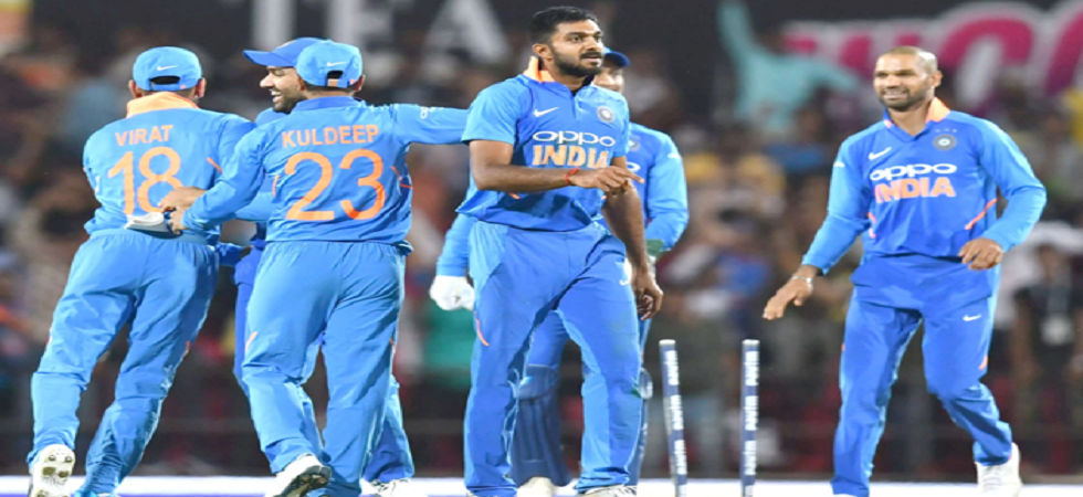 India will play New Zealand in the first warm up game (Image Credit: Twitter)