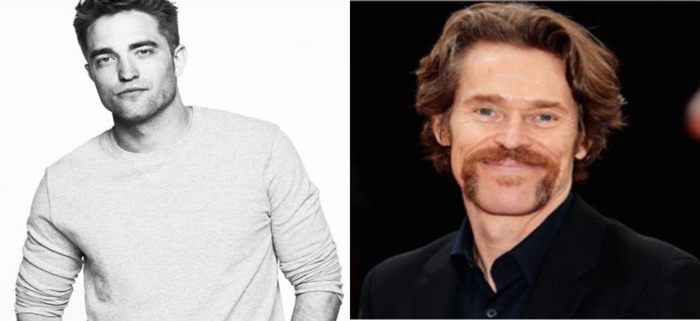 Willem Dafoe believes Robert Pattinson will be great as Batman as he got 'strong chin