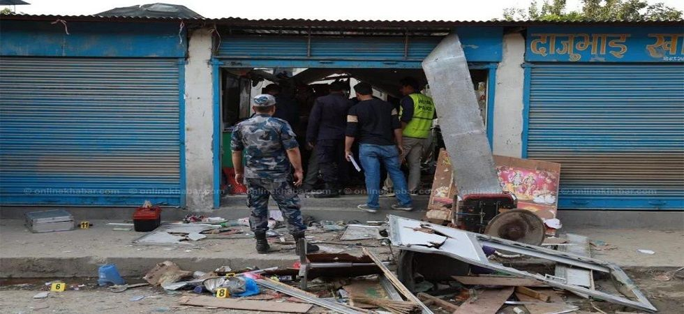 Nepal: Three dead, six injured in two explosions in Kathmandu. (Photo source: Twitter)