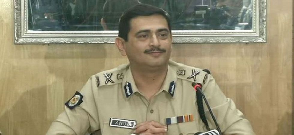 The poll panel had removed Anuj Sharma from the post of Kolkata Police Commissioner ahead of Lok Sabha Elections. (File Photo: ANI)