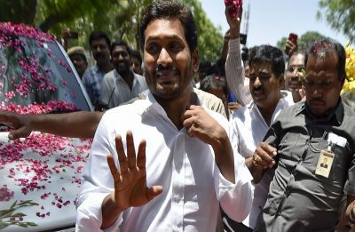 Will keep reminding PM Modi of Andhra Pradesh's special status: Jaganmohan Reddy