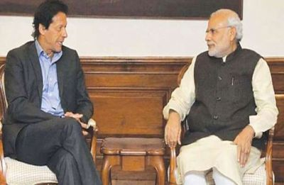 Imran Khan calls PM Narendra Modi to congratulate him on landslide victory
