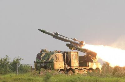 DRDO successfully tests Akash-1S surface-to-air missile defence system