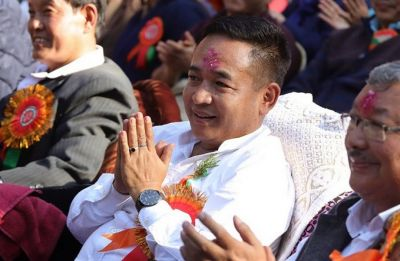 New Sikkim CM PS Golay announces 5-day working week for government employees