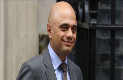 Pakistan-origin UK home secretary Sajid Javid becomes ninth contender for post of British PM