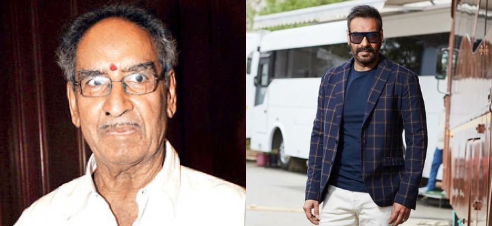 Ajay Devgn's father Veeru Devgan passes away