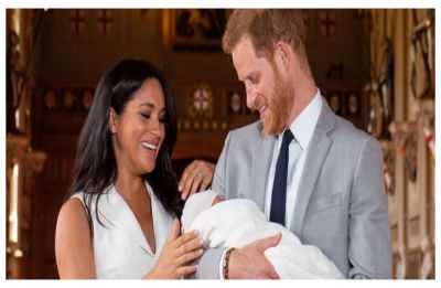 THIS tennis player to be one of the godparents of Meghan Markle and Prince Harry's new-born, Prince Archie?