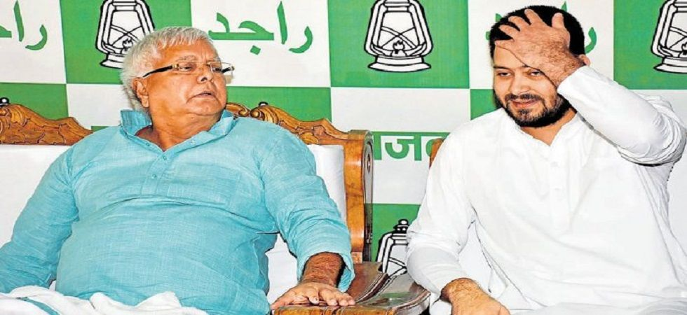 The RJD is the second party of the five members mahagathbandhan to face the heat of resounding defeat in the hands of the NDA in Bihar. (PTI/file)