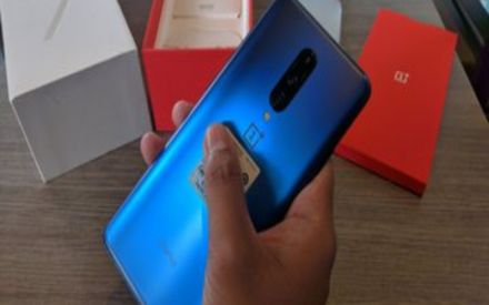 OnePlus 7 Pro Nebula Blue variant goes on sale in India