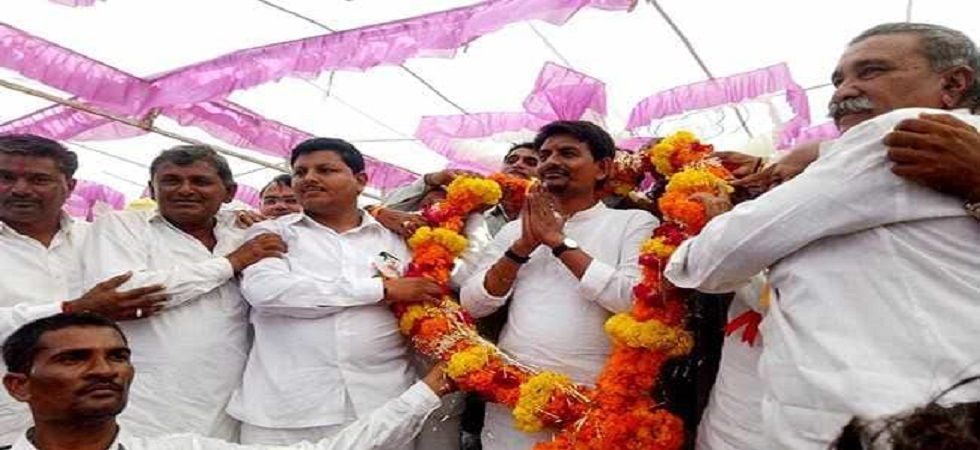 Alpesh Thakor, the MLA from Radhanpur in Patan district, had quit the Congress before the 2019 Lok Sabha polls. (File photo)