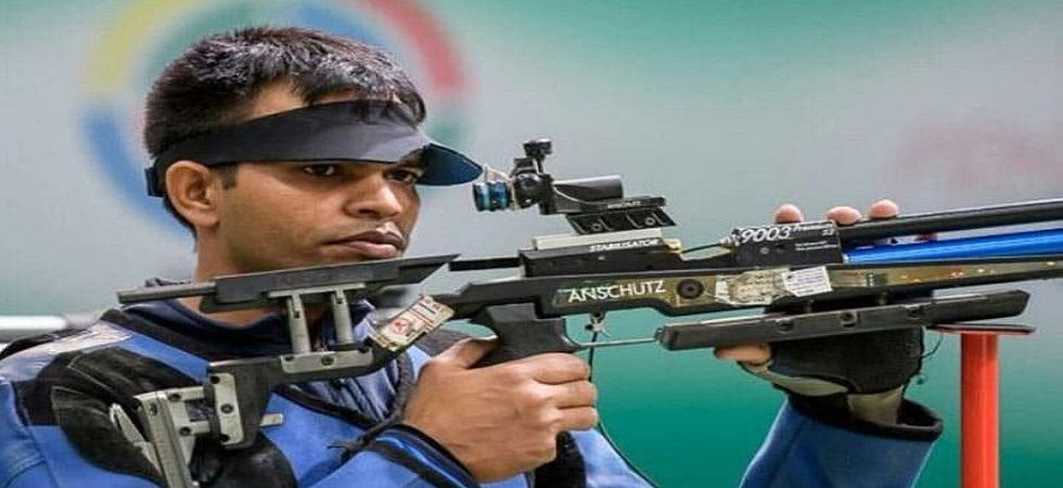 Deepak Kumar posted 628.3 in the qualification round (Image Credit: Twitter)